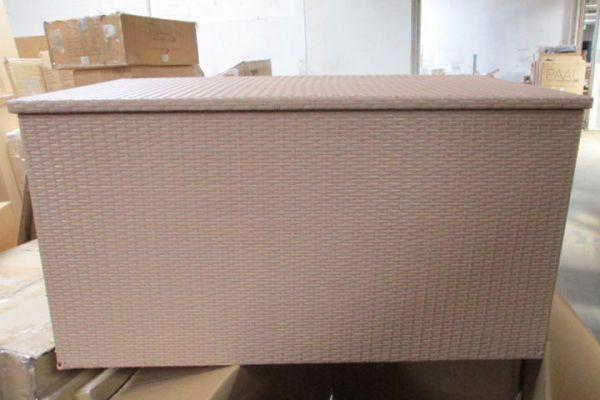 SB# XL Auflagenbox-sand