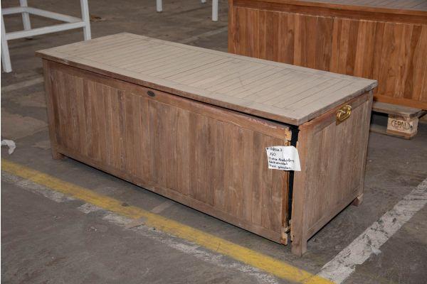 #Odessa 7: Auflagenbox Odessa 160-teak