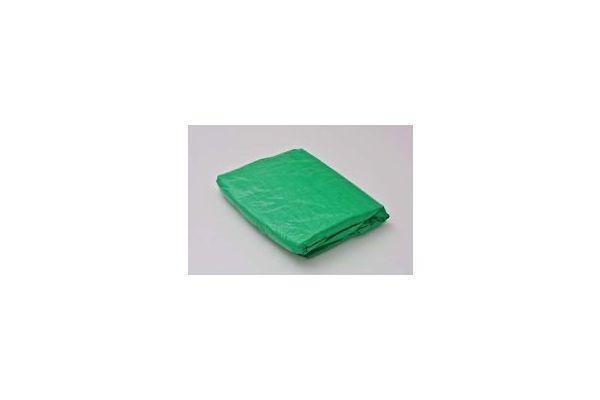 Abdeckhaube 295x135x90 grün