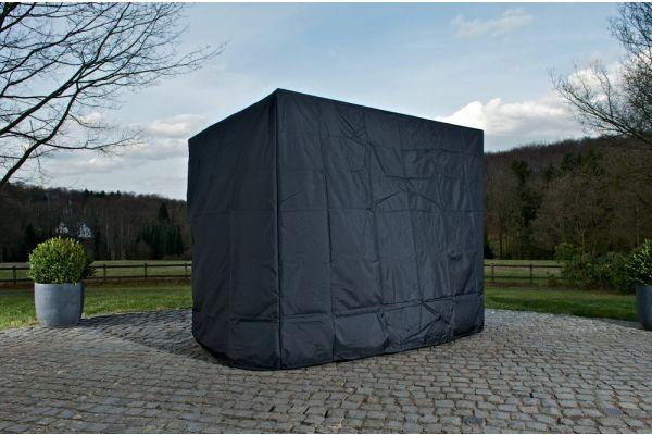 Abdeckhaube 360x170x90, Candela XL, Sandnes XL schwarz