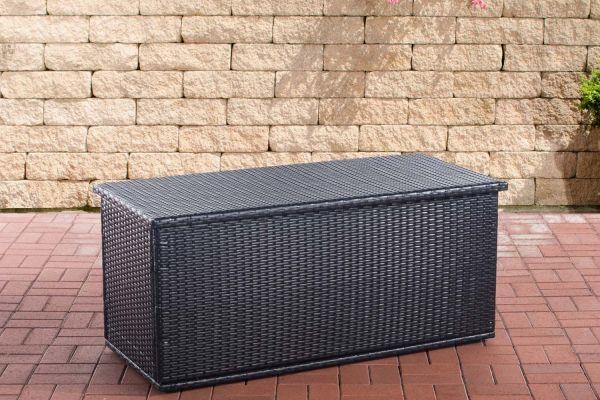 Auflagenbox Comfy 125 schwarz