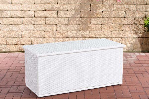 Auflagenbox Comfy 125 weiß