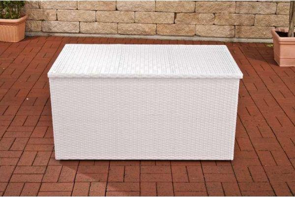 Auflagenbox XL weiß