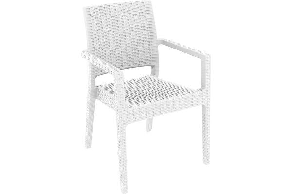 Ibiza Stuhl weiß