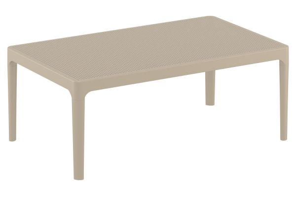 Lounge Tisch Sky taupe