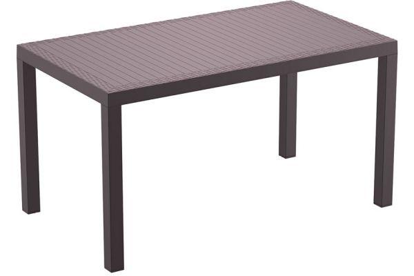 Outdoor-Tisch Orlando 80x140 braun