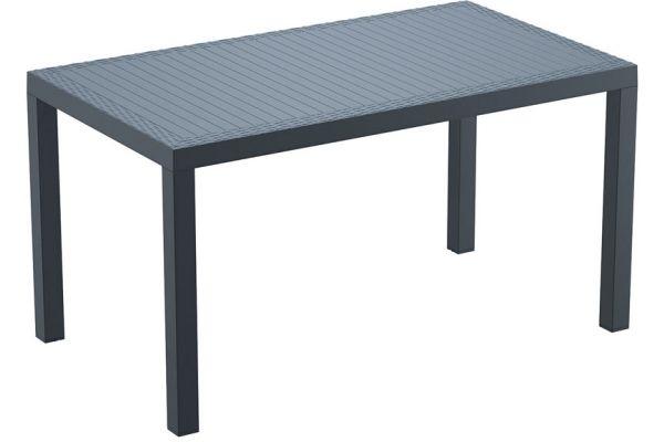Outdoor-Tisch Orlando 80x140 dunkelgrau