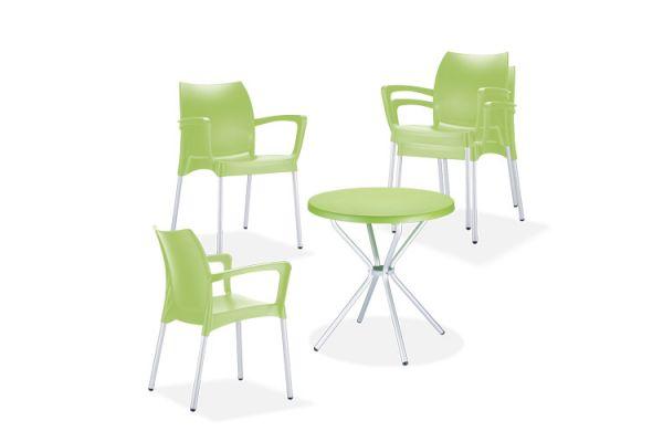 Sitzgruppe Goya grün