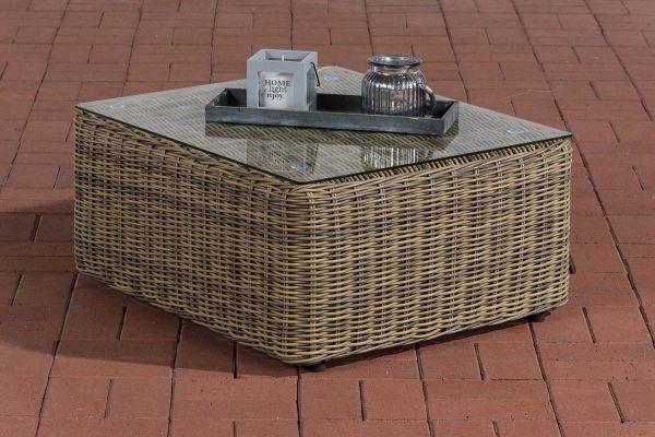 Sofa-Tisch Marbella 5mm natura