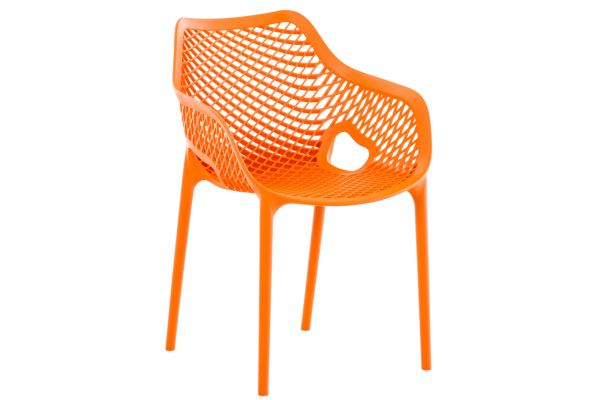 Stuhl Air XL orange