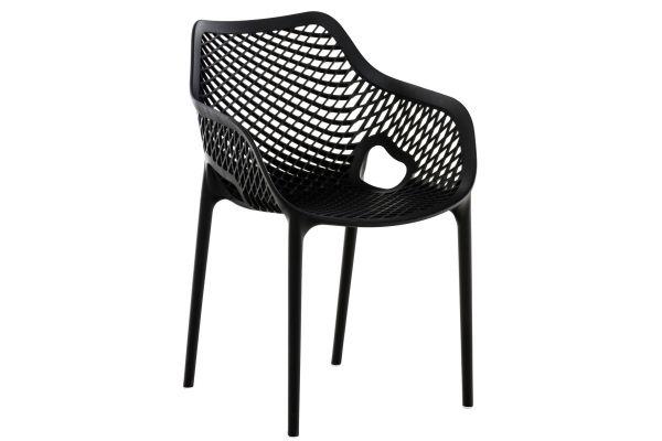 Stuhl Air XL schwarz