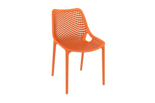 Stuhl Air orange