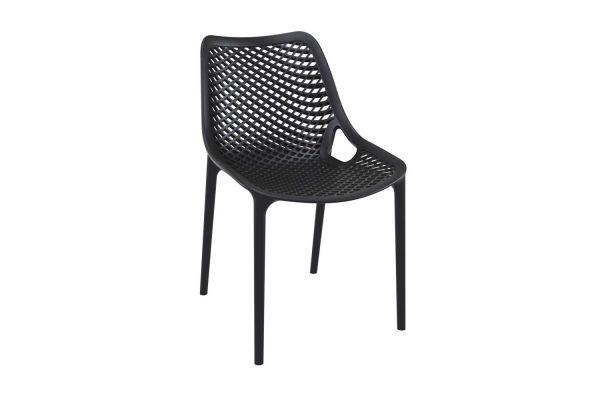 Stuhl Air schwarz