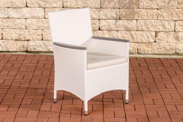 Stuhl Alicante weiß