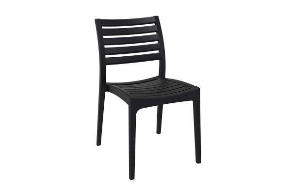 Stuhl Ares schwarz