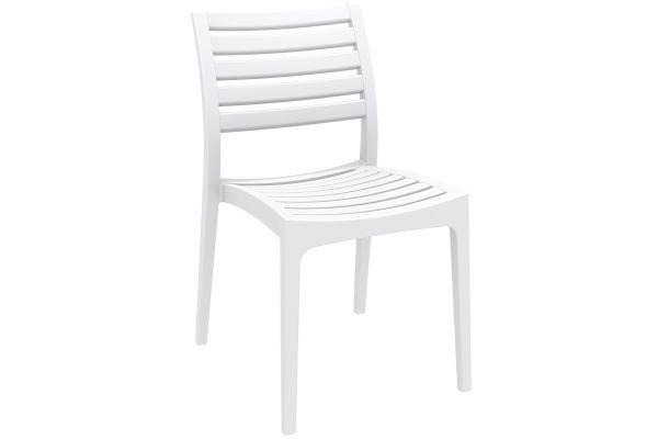 Stuhl Ares weiß