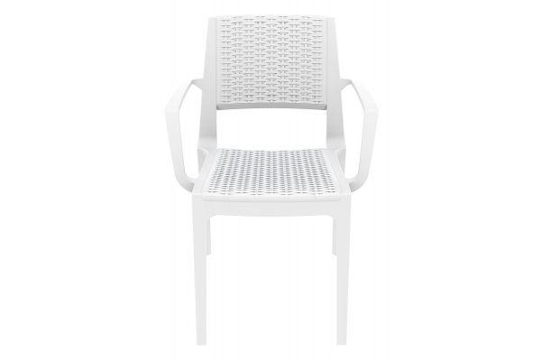 Stuhl Capri weiß