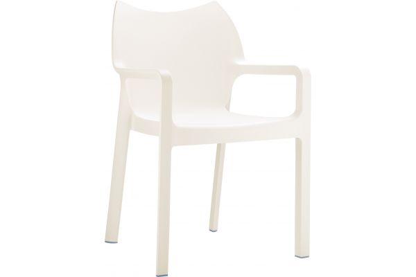 Stuhl DIVA creme