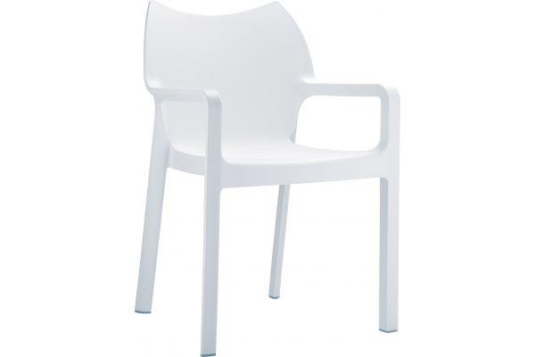 Stuhl DIVA weiß