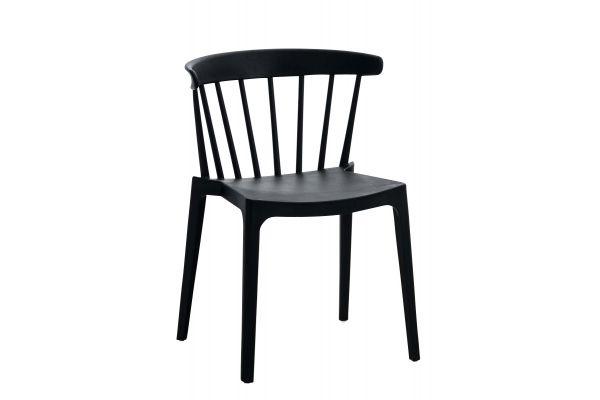 Stuhl Filip schwarz