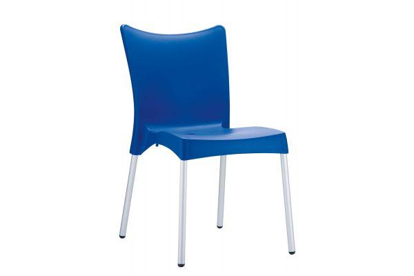 Stuhl Juliette blau