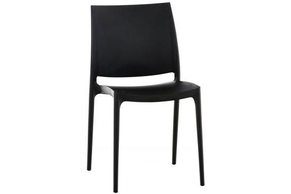 Stuhl MAYA schwarz
