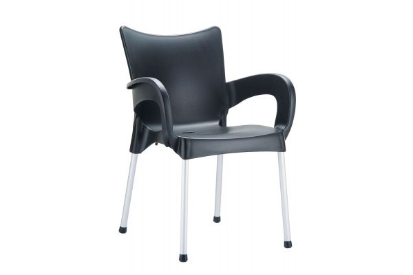Stuhl Romeo schwarz