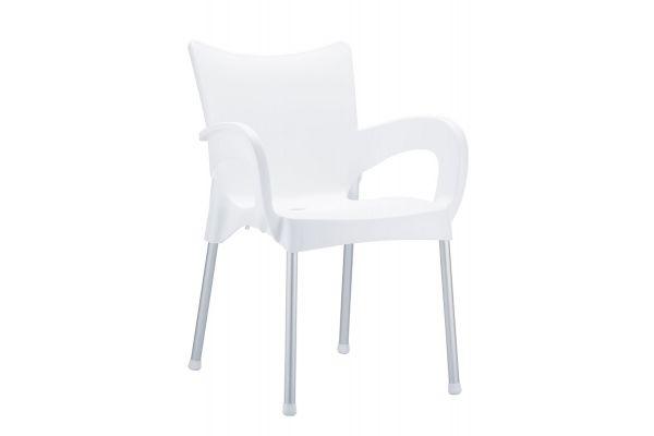 Stuhl Romeo weiß