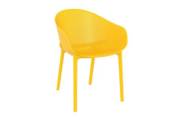 Stuhl Sky gelb