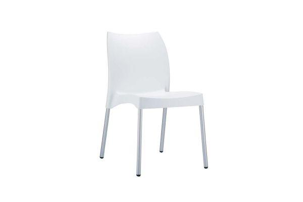 Stuhl VITA weiß