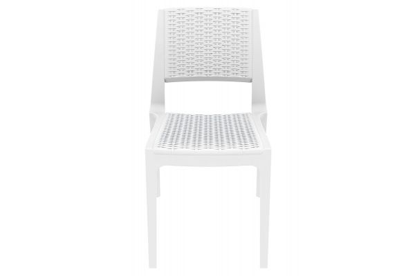Stuhl Verona weiß