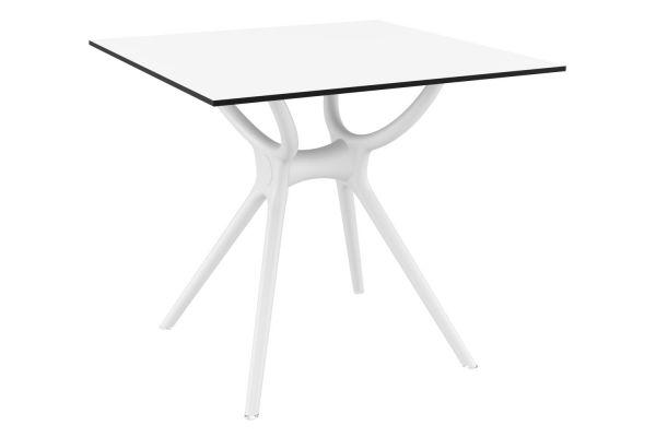 Tisch Air 80 cm weiß