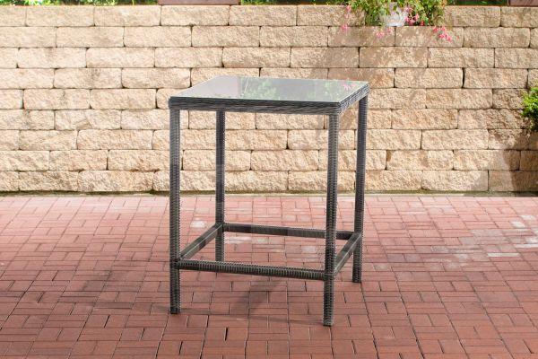 Tisch Alia 5mm  grau-meliert