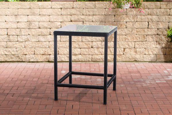 Tisch Alia 5mm  schwarz