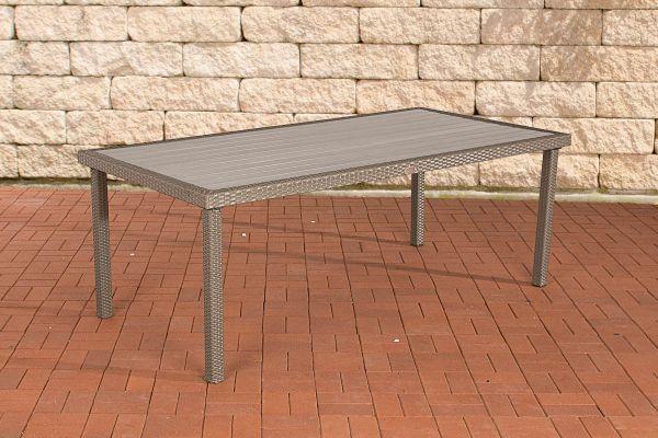 Tisch Alicante grau