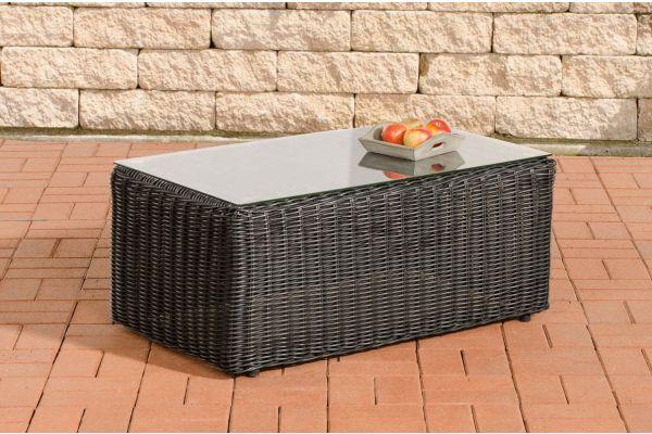 Tisch Bergen 5mm schwarz