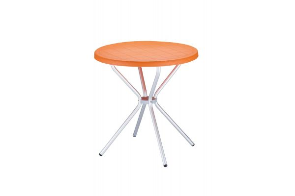 Tisch Elfo 70 cm orange