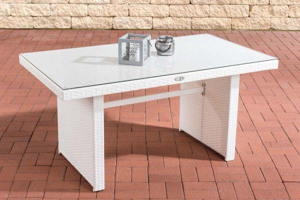 Tisch Fisolo/Minari/Bermeo weiß