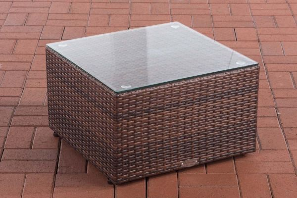 Tisch Genero / Liberi braun-meliert