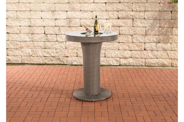 Tisch Mari L grau