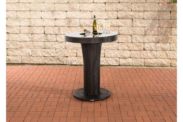 Tisch Mari L schwarz