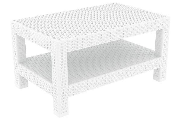 Tisch Monaco weiß