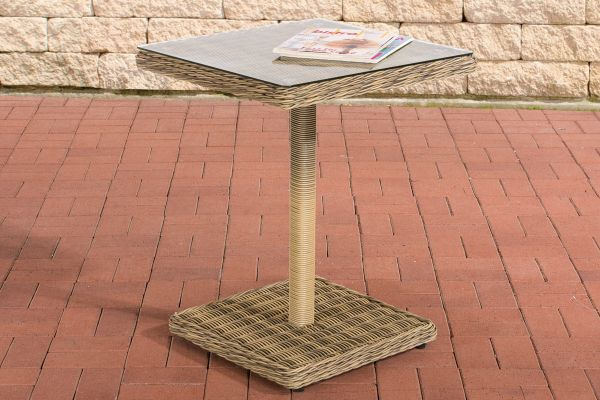 Tisch Palermo 5mm natura