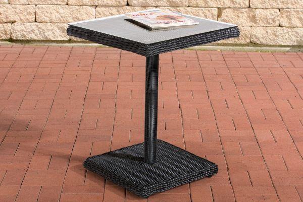 Tisch Palermo 5mm schwarz