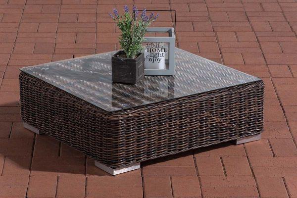 Tisch Pamplona braun-meliert