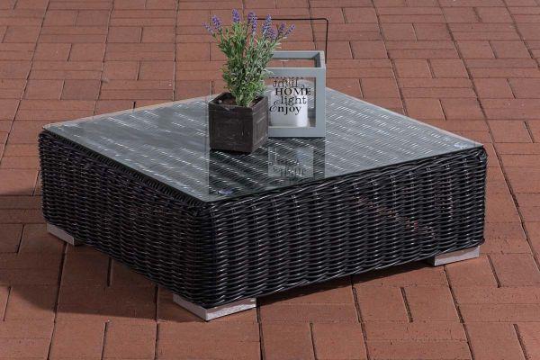 Tisch Pamplona schwarz
