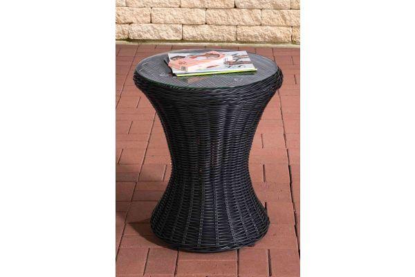Tisch Sandino 5mm schwarz