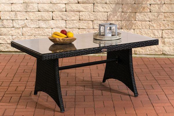 Tisch Siena / Sorano schwarz