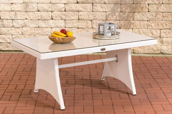Tisch Siena / Sorano weiß