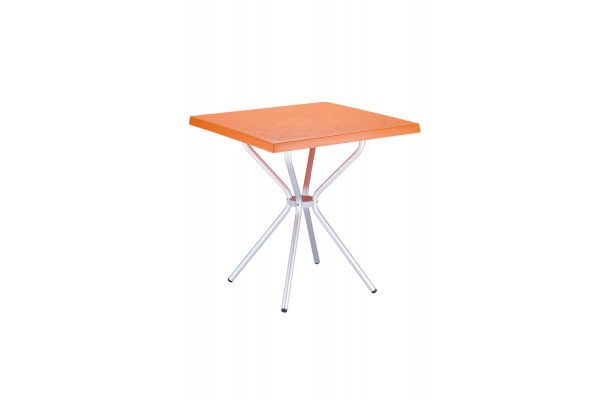 Tisch Sorthie 70 cm orange